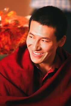 H.H. 17th Karmapa Trinley Thaye Dorje