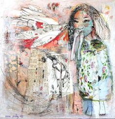 Anne Patay. I love this artist!