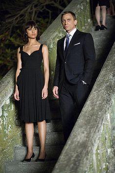 オルガ・キュリレンコの「007 慰めの報酬」の画像