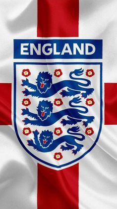 England Football Players, England National Football Team, Football Team Logos, Flag Football, National Football Teams, Football Season, England Badge, England Cricket Team, England Fa