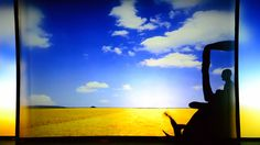 Light and shade.  The video shows the tractor on a wheat field, bread.   #agricultural #agriculture #art #background #ballerina #ballet #bread #cereal #combine #corn #crops #dancer #economy #farm #farming #field #gathering #girl #golden #grain #harvest #harvester #harvesting #husbandry #illusion #machine #machinery #man #nature #person #pickup #play #reaping #romantic #rural #rye #shadow #show #silhouette #sky #theater #tractor #transportation #wheat #wheel #wheeled #white #woman #summer