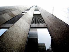 CBS Building by Eeero Saarinen #Architecture #Saarinen