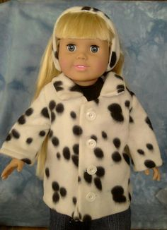 18 Inch Doll Clothes by vernassewingcorner on Etsy, see link for more info.