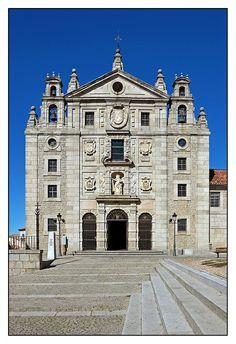 Convento de Santa Teresa ~ Avila, Spain