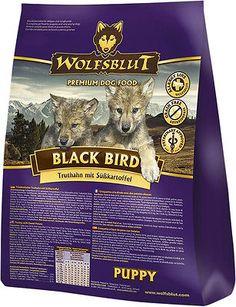 Wolfsblut Black Bird Puppy 15 kg Hundefutter mit Truthahnsparen25.com , sparen25.de , sparen25.info
