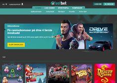 Nytt spillested med store bonuser. Les mer om Fastbet @ http://www.norskcasinoguide.com/casinobeskrivelser/fastbet.php