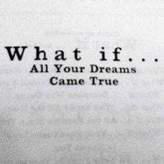 Reflexiones: what if...?