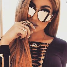 4f24a17e37 These Industrial Aviators are seen on Social Media around the world! These  sunglasses are HOT