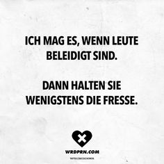 German Quotes, Status Quotes, Life Happens, Funny Quotes About Life, True Words, Positive Thoughts, Funny Texts, Best Quotes, Quotations