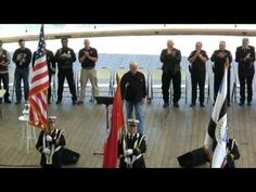 ▶ Con Hunley Sings the National Anthem - YouTube