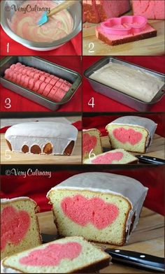 30 Surprise-Inside Cakes - Imgur these look awesome but like a lot of work.... so hard to decide if something I will make...