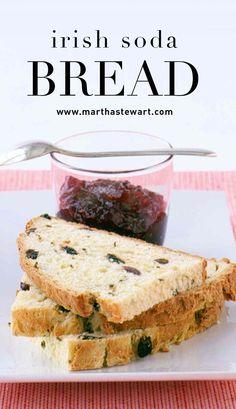 Irish Soda Bread | Martha Stewart Living