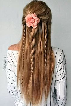Cute Rope Braid Hairstyles picture 3
