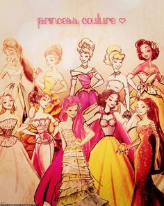 Oh yes, every girl wants to be a princess