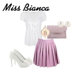 """The Rescuers - Miss Bianca"" by princessmay ❤ liked on Polyvore"