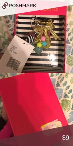Key chain! Make an offer! Betsey Johnson Accessories