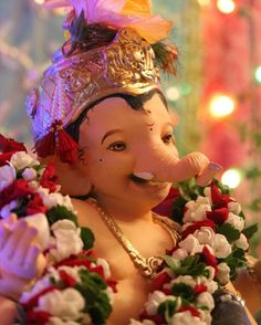 No automatic alt text available. Jai Ganesh, Ganesh Lord, Ganesh Idol, Ganesh Statue, Shree Ganesh, Shri Ganesh Images, Ganesh Chaturthi Images, Ganesha Pictures, Ganpati Bappa Photo