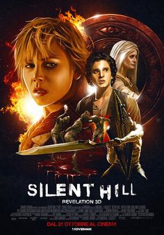Silent Hill Game Series of The Silent Hill Series
