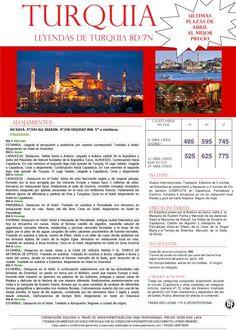 Leyendas de Turquía con visitas desde 495 euros - Útimas plazas de Abril ultimo minuto - http://zocotours.com/leyendas-de-turquia-con-visitas-desde-495-euros-utimas-plazas-de-abril-ultimo-minuto/