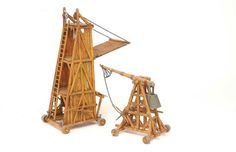 Roman siege engines were, for the most part, adapted from Hellenistic siege technology. Relatively small efforts were made to develop the technology; however, the Romans brought an unrelentingly aggressive style to siege warfare that brought them repeated success. Up to the 1st cent BCE Romans utilized siege weapons only as required and relied for the most part on ladders, towers and rams to assault a fortified town.