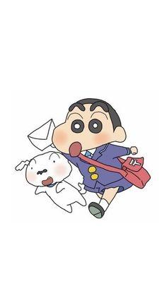 Sinchan Wallpaper, Cute Emoji Wallpaper, Cartoon Wallpaper Iphone, Cute Cartoon Wallpapers, Sinchan Cartoon, Doraemon Cartoon, Crayon Shin Chan, Disney Drawings, Cute Drawings