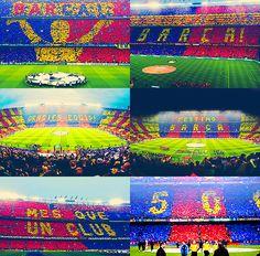 CAMP NOU Fc Barcelona, Barcelona Soccer, Messi, Neymar, Manchester City, Manchester United, Ultras Football, Real Salt Lake, Football Drills