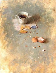 Jonathan Hardesty (oil on canvas)