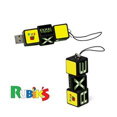 Printed Rubik's USB
