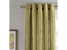 Forest curtains!
