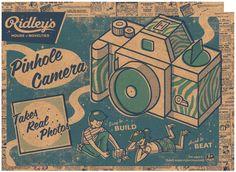 Ridley's Pinhole Camera - Twitter Search