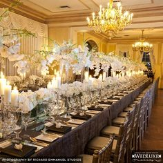 Tables- Banquet style