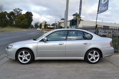 2004 Subaru Liberty 2.5I Luxury Sedan 3 Groves Ave, Mulgrave Sydney NSW 2756. (02) 4577-6133 www.glennsquality... sales@gqcnsw.com.au #Carbuyingasitshouldbe