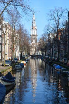 Amsterdam canals  #Amsterdam