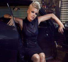 P!nk's pompadour. I love this style but want to keep growing my sides out. At least with this I can pin the sides back!