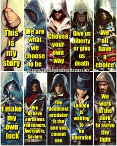 creed ll creed ll ` creed ll movie ` creed ll quotes ` creed ll wallpaper ` creed ll frases ` creed ll poster ` assassins creed lll ` assassins creed llaveros Assassins Creed Quotes, Assassins Creed Black Flag, Assassin's Creed I, Assasins Cred, Connor Kenway, Assassin's Creed Wallpaper, Assassin's Creed Brotherhood, Funny Games, Funny Memes