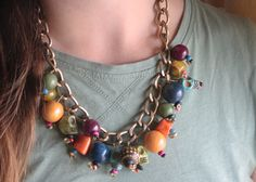 Necklace handmade :)