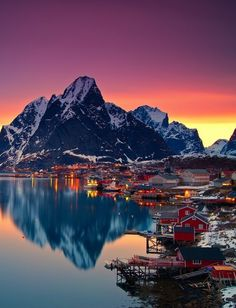 Dreams of Norway