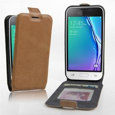 Flip PU Leather Cases For Samsung Galaxy J1 Nxt J1 MiNi(2016) J105 4.0 inch SM-J105F DS Duos 4G LTE J105H Covers Holders Shield