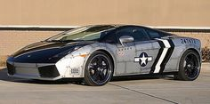 "Sport Car, motor cycle and bike modification: Special Lamborghini modified to be similar to ""Fighter"" for Chris Brown"