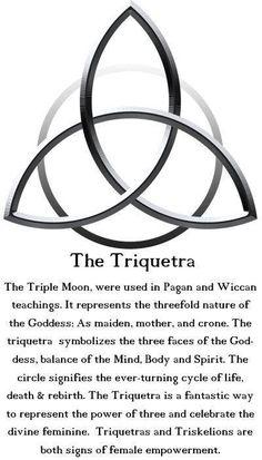 Triquetra - 1st tattoo