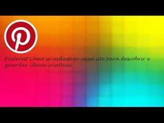 Aplicativo Pinterest Como Cadastrar Android ♡ ♥