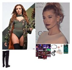 """""""🌺Leah 🌺-I'll See You Two At WrestleMania"""" by banks-on-it ❤ liked on Polyvore featuring Alex and Ani, 1928 and Allurez"""