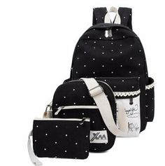 mochila feminina escolar importada renda bolsa de bolinha