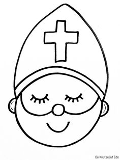 Diy And Crafts, Crafts For Kids, Saints, Fictional Characters, School, Education, Xmas, Bricolage Noel, Coloring Pages