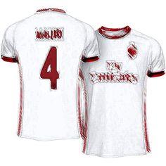 Camiseta AC Milan JOSE' MAURI