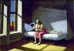 Summer in the City, Edward Hopper