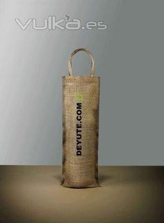 04c280696 Las 30 mejores imágenes de Estuches para botellas | Wine bottles ...