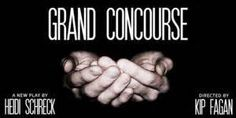 Grand Concourse at Playwrights Horizons on November 8, 2014.