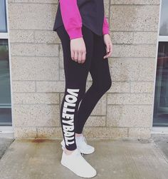 Nike Leggings Volleyball Nike Volleyball #OOTD #NIKELEGGING #VOLLEYBALL