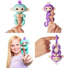 I found this product :Wholesale Kids Wowwee Interactive Fingerlings Baby Novelty Finger Monkey Toy on Made-in-China.com and supposed you maybe interested in. Just check this product and you will find various cool products on www.made-in-china.com.